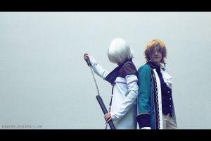 Jack and Xerxes Break cosplay by Semashke