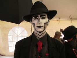 The Spine - Steam Powered Giraffe by Crowmistress