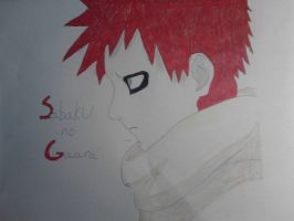 Another Chibi Gaara by MonsterGaara
