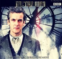 Doctor Who Series 8/Peter Capaldi by TheEpitomyofAwesome