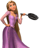 Rapunzel PNG by ShutupDemi