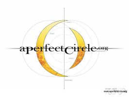 A Perfect Circle dot ORG by headwired