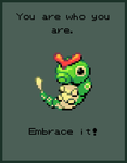 Caterpie anything else but you. by Ommin202