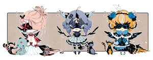 [CLOSED] ADOPT AUCTION 70 - Blind Lace by Piffi-adoptables
