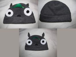 Totoro Custom Hat by AztecTemplar