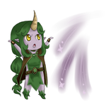 Dryad Soraka by korette