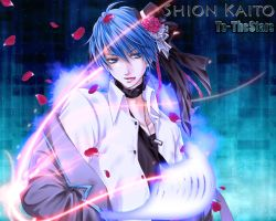 Vocaloid Shion Kaito Wallpaper by To-TheStars