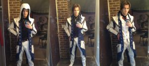 Assassin's Creed III Connor Kenway coat 2.0 by TimeyWimey-007