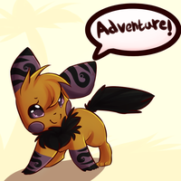 ADVENTURE by NinjaHermit