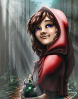 Little Red Riding Hood by LeadApprentice