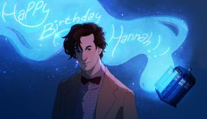 happybirthdayheresthedoctor by wiccimm