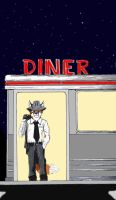 Diner finished by raveyote-joe