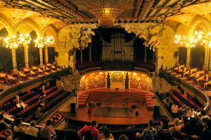 Palau de la Musica Catalana 2 by wildplaces