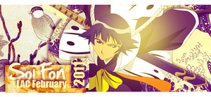Soi Fon Tag by TattyDesigns
