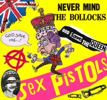 Sex Pistols Alternate Cover... by Beth182