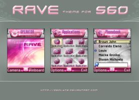 Rave theme by zeolyte