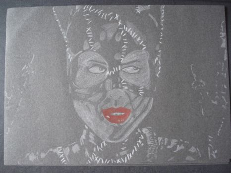 Catwoman by Diamonds-Hearts