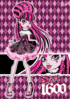 Draculaura Sweet 1600 by alamisterra