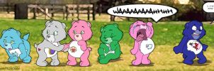Chatcrew Care Bears by LuLuLunaBuna