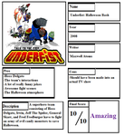 Pros and Cons- Underfist by mlp-vs-capcom