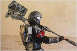 ODST - Halo 3 ODST Costume by FredProps