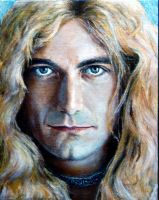 Robert Plant by IA2009
