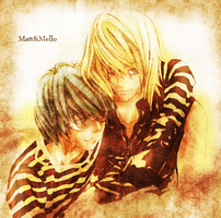 HappyBirthday Mello by TAKOROH