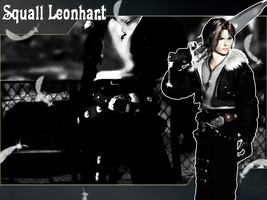 Final Fantasy VIII Desktop by EvilMeRc8