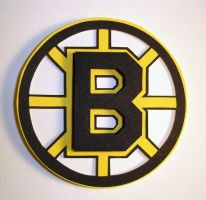 Boston Bruins by paperfetish