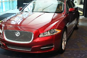 Jaguar XJ by FatalSedative