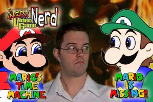 AVGN Mario is Missing Redux by x-Destinys-Force-x