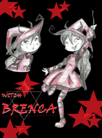Witch Brenca by punkies13