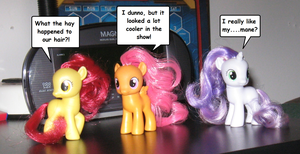 They really like their........manes? by AleximusPrime