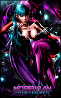Morrigan by Kooster25