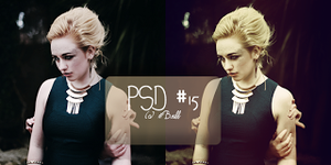 PSD Coloring #15 by lucemare