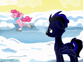 Pink Ice by mechafone