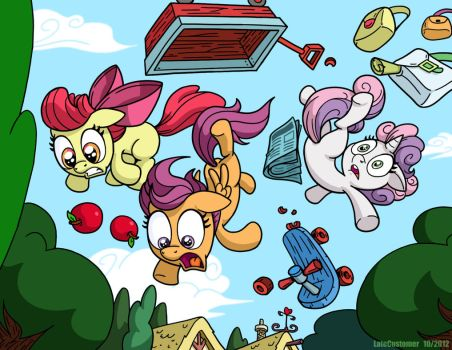 CMC Air Time by LateCustomer