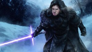 Kylo Snow by jbcasacop