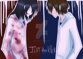 This is your destiny-Jeff the Killer by JinxPiperXD