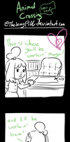 Animal Crossing New Leaf - comic 5 by TheJennyPill