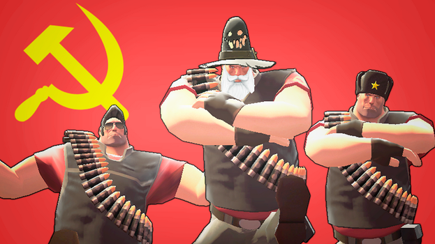 TF2: LONG LIVE RUSSIA! (Video) by MudkipWaterkip