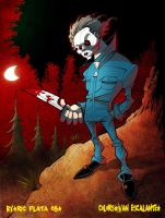 MICHAEL MYERS COLORS. by ricplata