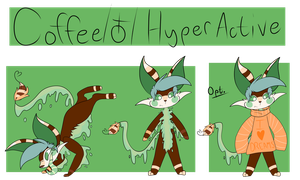 Coffee Ref by CottonCats