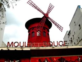 Moulin Rouge by LillyFruit