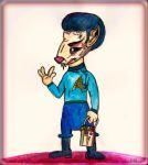 Live Long and Prosper! by fmr0