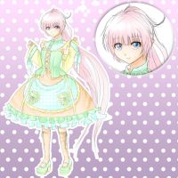 ADOPTABLE : Pastel Lolita [SOLD] by Tramonca