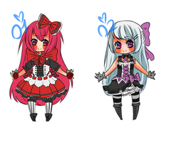 Lolita Adopts CLOSED by Manekineko--chan