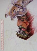 Tony Stark Iron Man 3 Work In Progress 3 by A-D-I--N-U-G-R-O-H-O