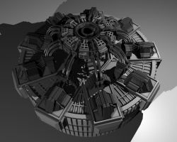 generator type model by Buchio