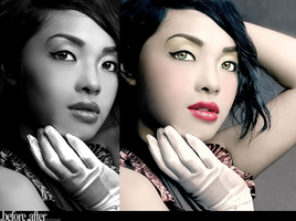 Model Colorization by Kuiuky
